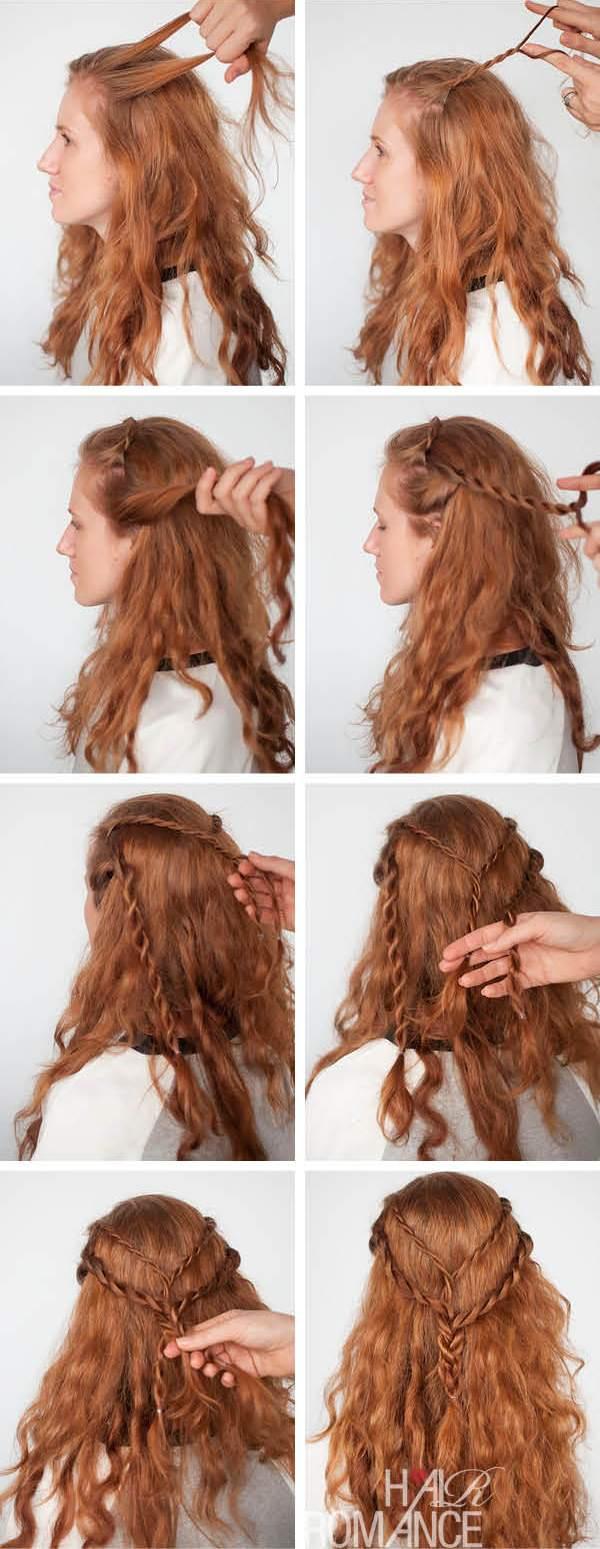 Hair-Romance-Game-of-Thrones-hairstyle-tutorials-Cersei-Lannister-rope-braids