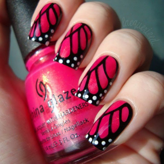 Cool-Spring-Nail-Designs-640x640