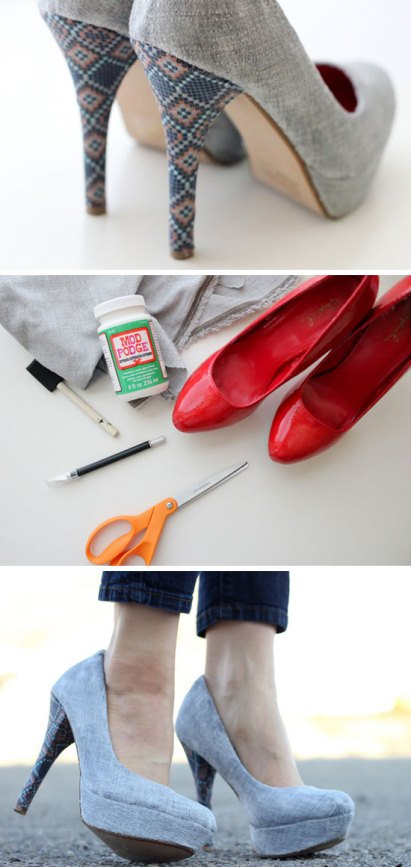 Revamp-Your-Old-High-Heels-With-Fabric-Life-Hacks-Every-Girl-Should-Know