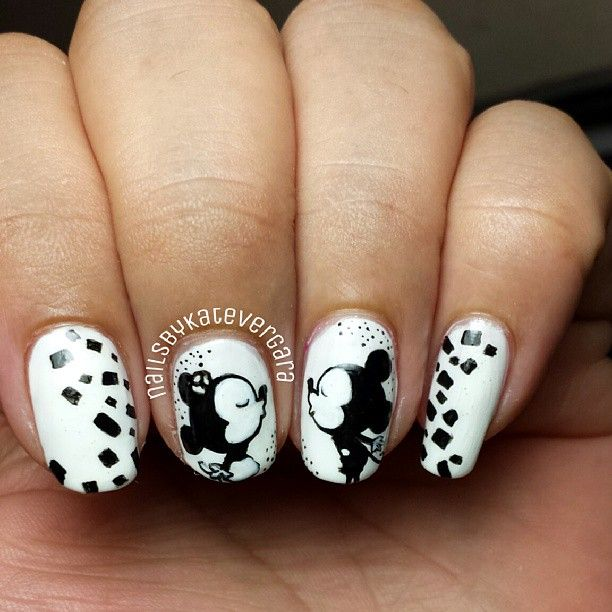 simple-nail-design-ideas-for-valentine-best-beauty-easy-short-manicure-3