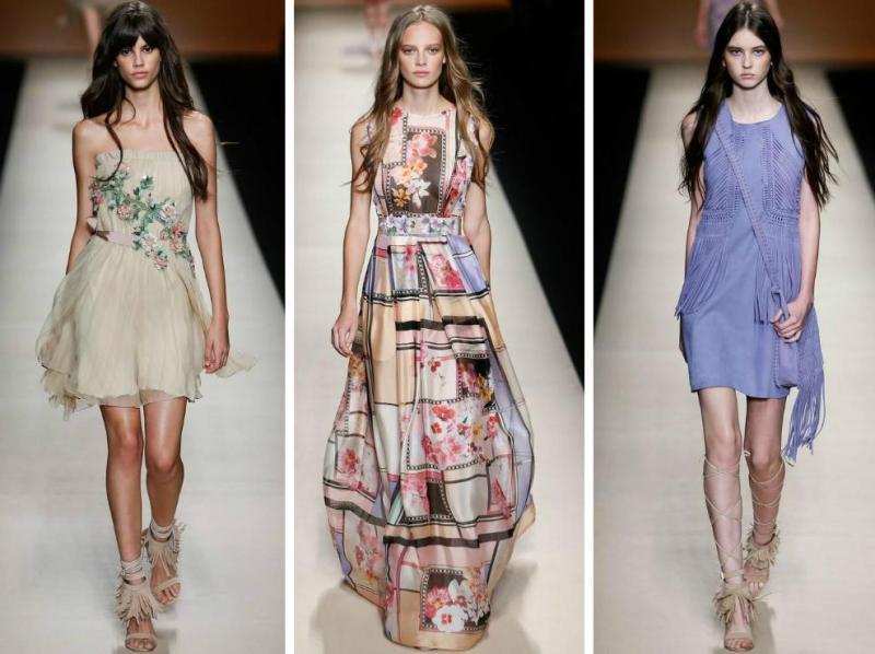 Тенденции моды весна лето