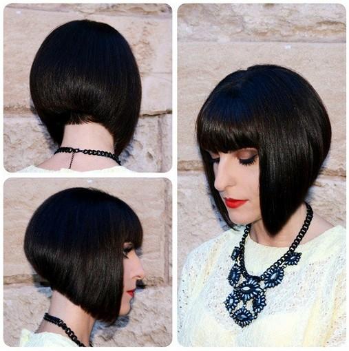 Cute-Easy-Short-Stacked-Bob-Haircuts-naemi