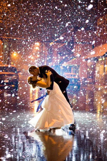 magical-snow-wedding-photo