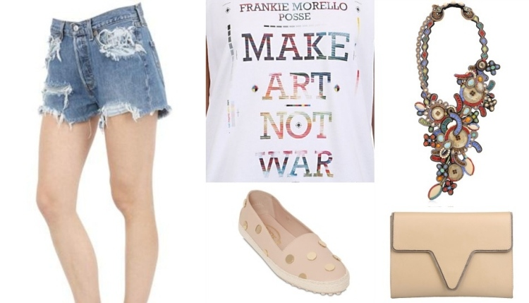 outfits-sommer-2015-jeansshorts