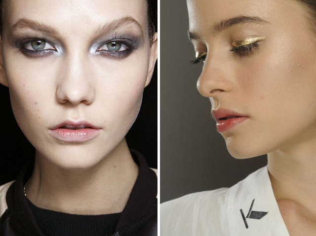 summer-2013-makeup-trends-metallic-eyes