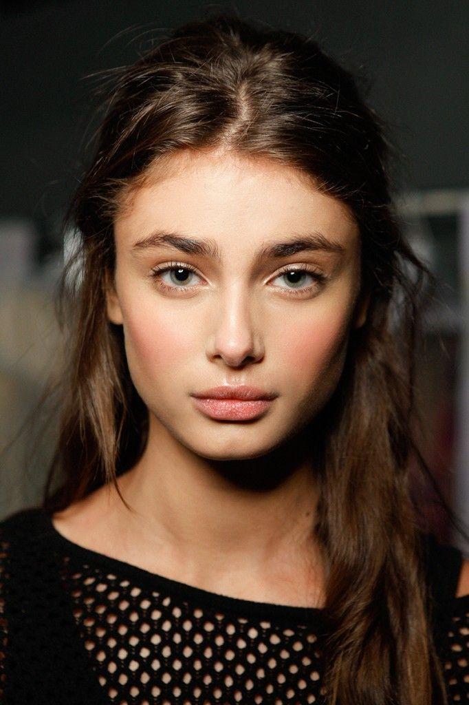 Модных осенний макияж