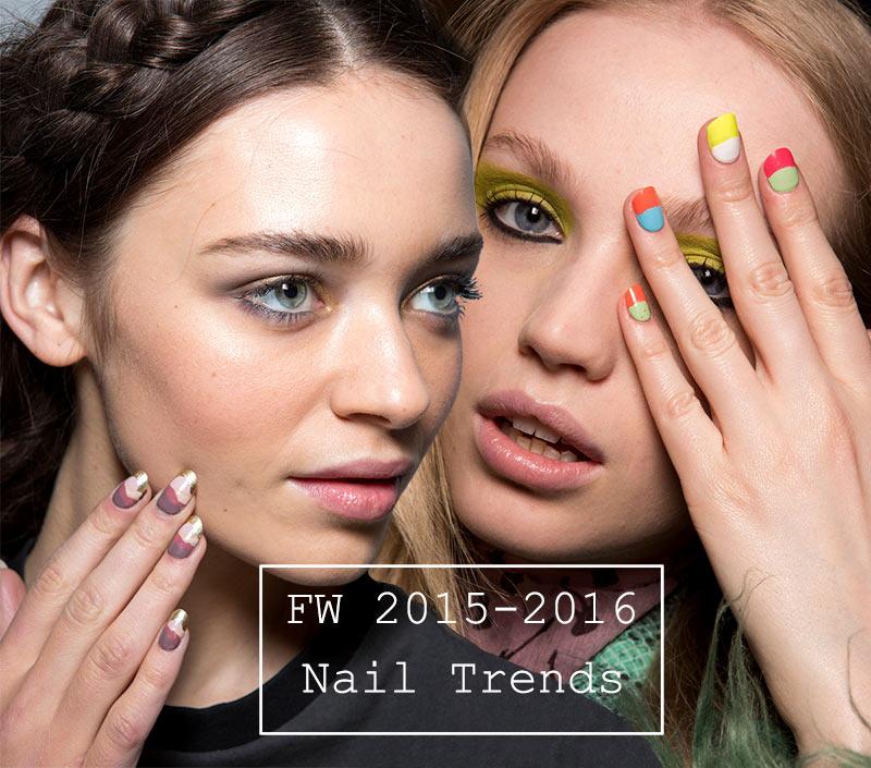 Дизайн коротких ногтей 2016-2017 фото новинки осень