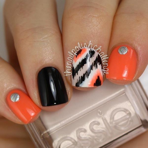 22_classy_nail_art_designs_for_short_nails22