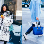 Уличная мода зима