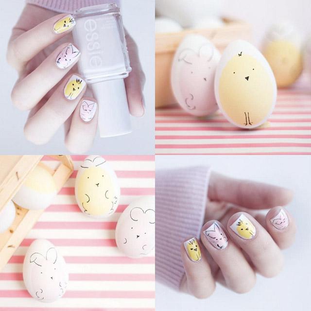 Abstract-Easter-Egg-nails-by-@natashkinskas
