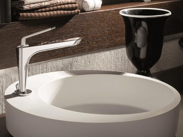 Элегантная ванная комната - 12 стильных смесителей