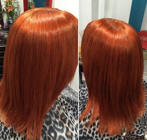 Copper Hair Color13