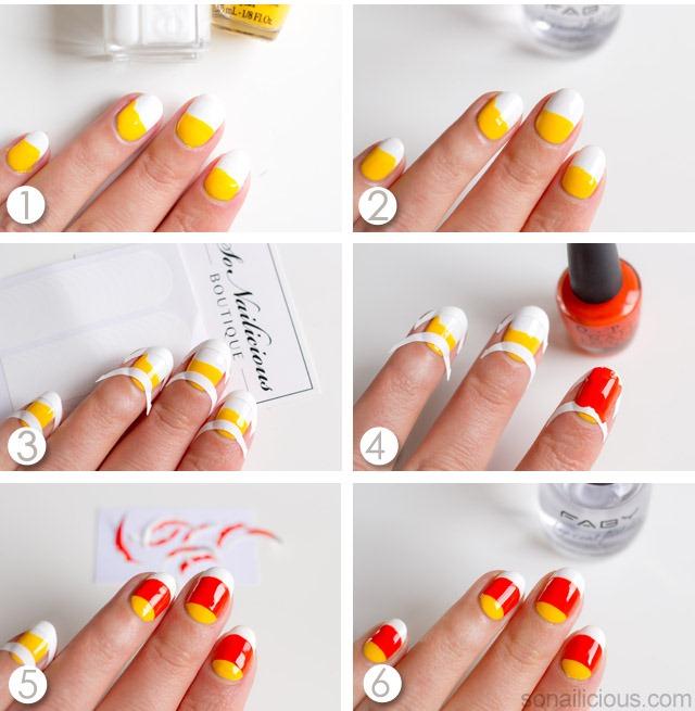 candy-corn-nail-art-tutorial1
