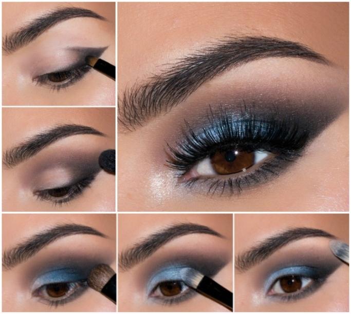 make-up-schwarzes