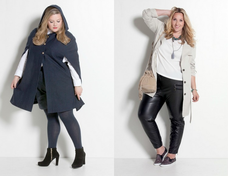 mode-mollige-trendy-plus-size-grosse-groessen-mantel-trenchcoat-herbst