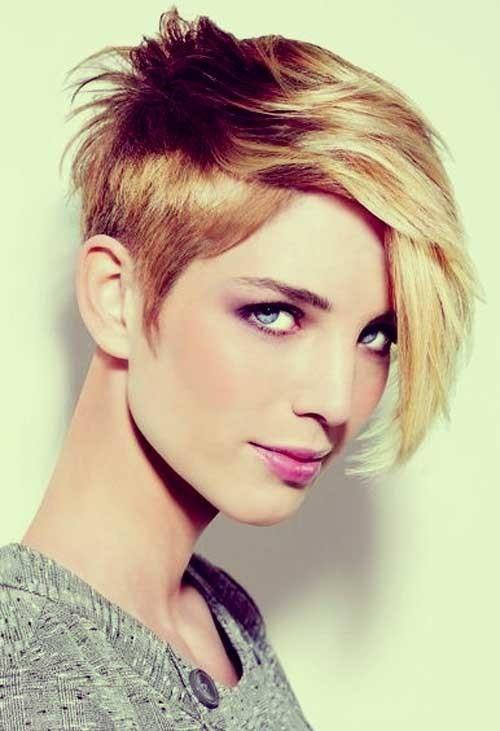 Asymmetrical-Bangs-Short-Hairstyle