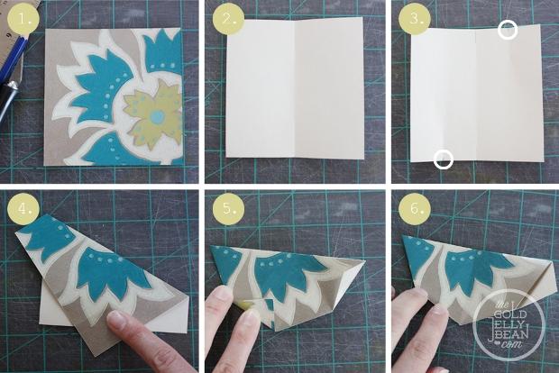 DIY-Origami-Bookmarks