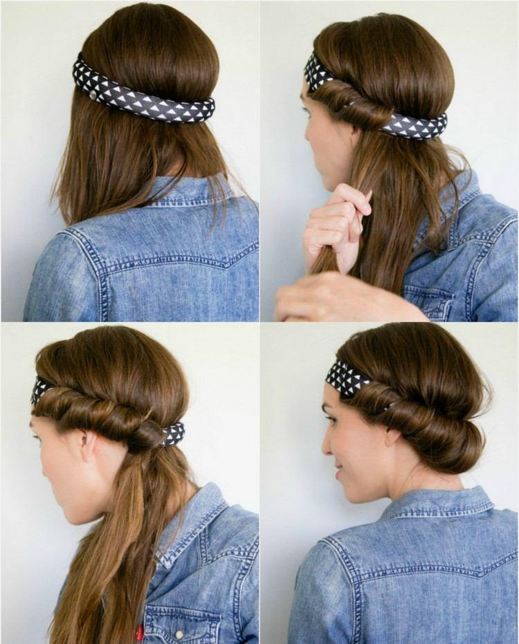 Локоны без плойки - идеи с инструкциями для укладки волос