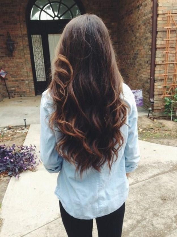 Окрашивание-балаяж-на-темные-волосы-9