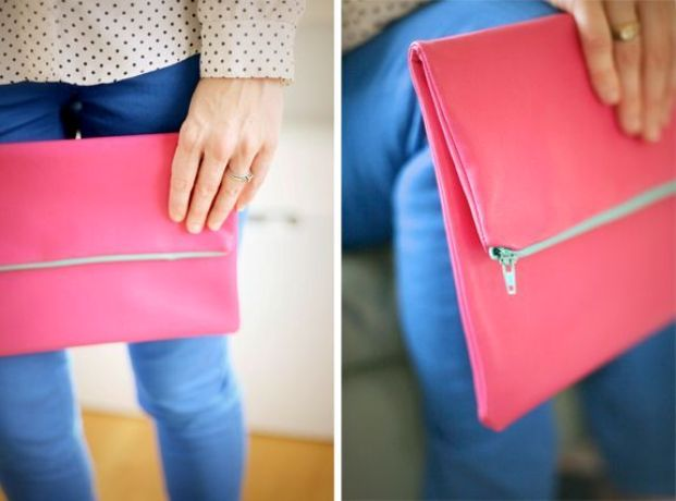 DIY-Leather-Clutch-1