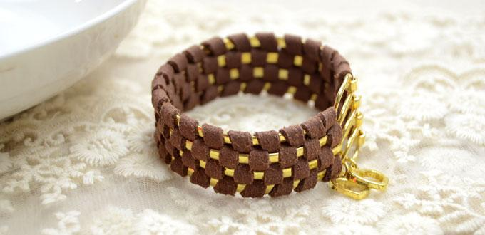 Wide-Metal-Cuff-Bracelets-with-Suede-Cord-8