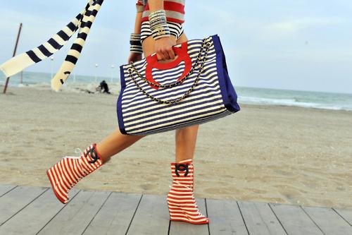 Морской стиль Шанель