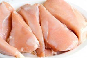 диета на вареной курице