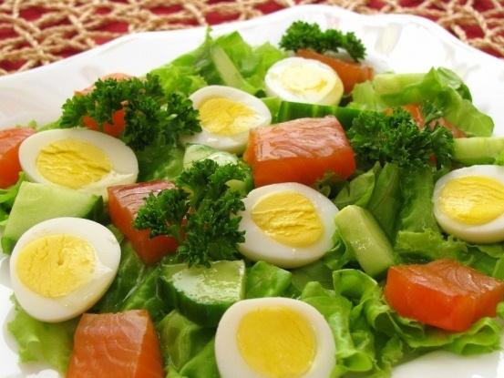блюда для яичной диеты