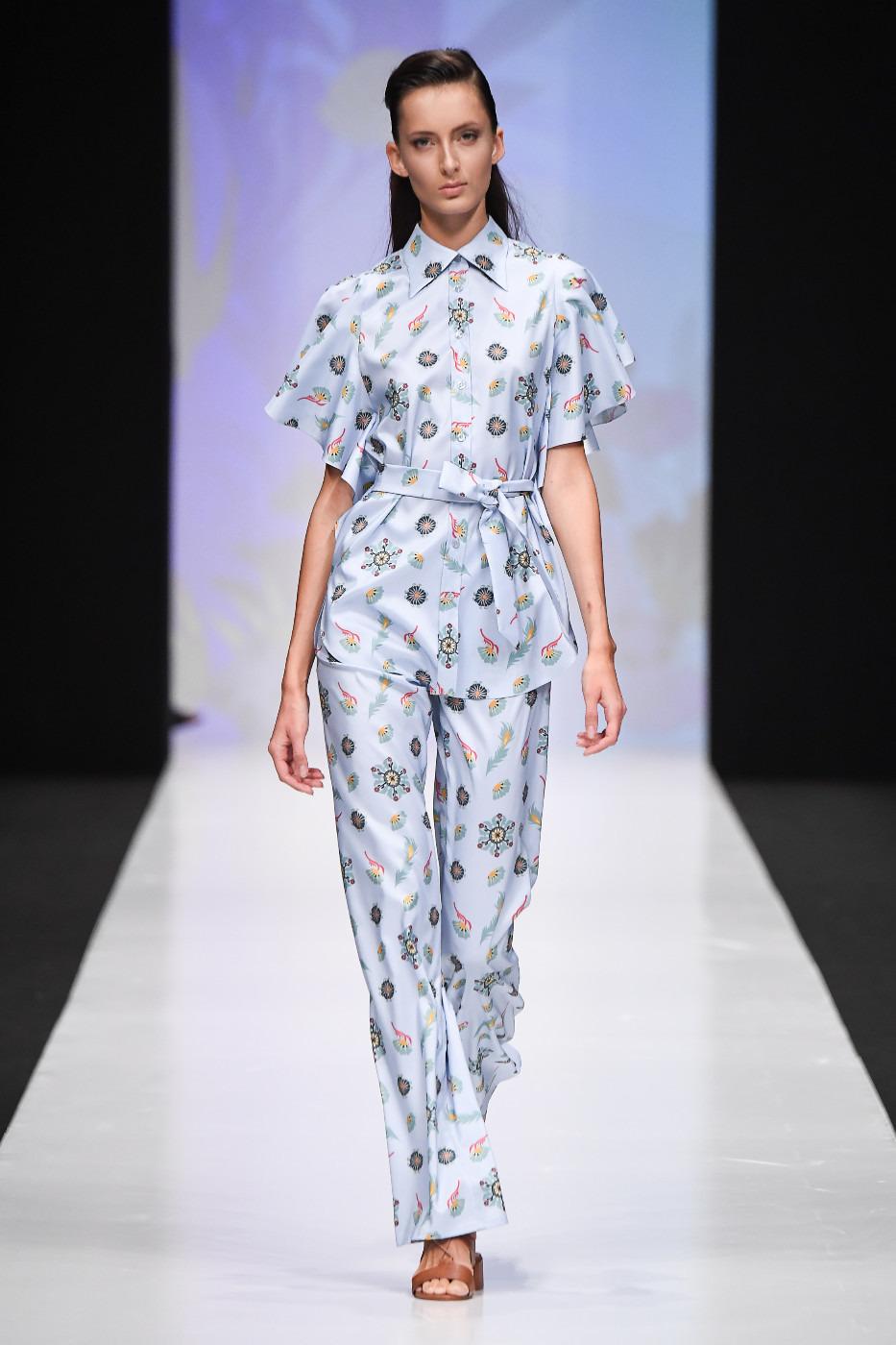Модные тренды 2017 - бельевой стиль