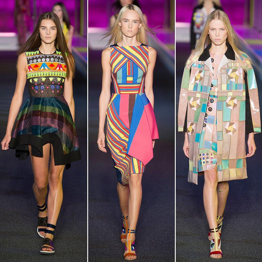 Модные тенденции 2017 - геометрия