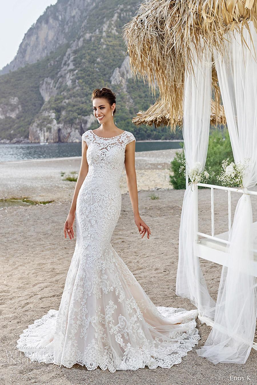 Свадебная мода - рыбий хвост