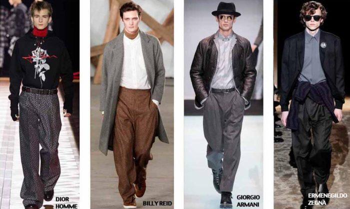 Брюки - мужская мода 2017