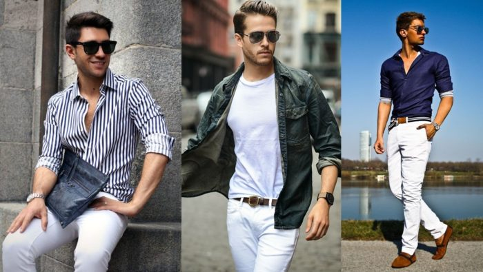 Рубашки - мужская мода 2017