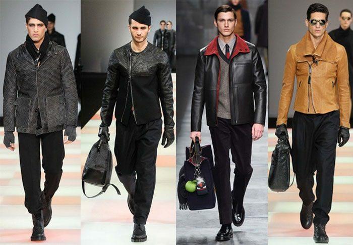 Верхняя одежда - мужская мода 2017