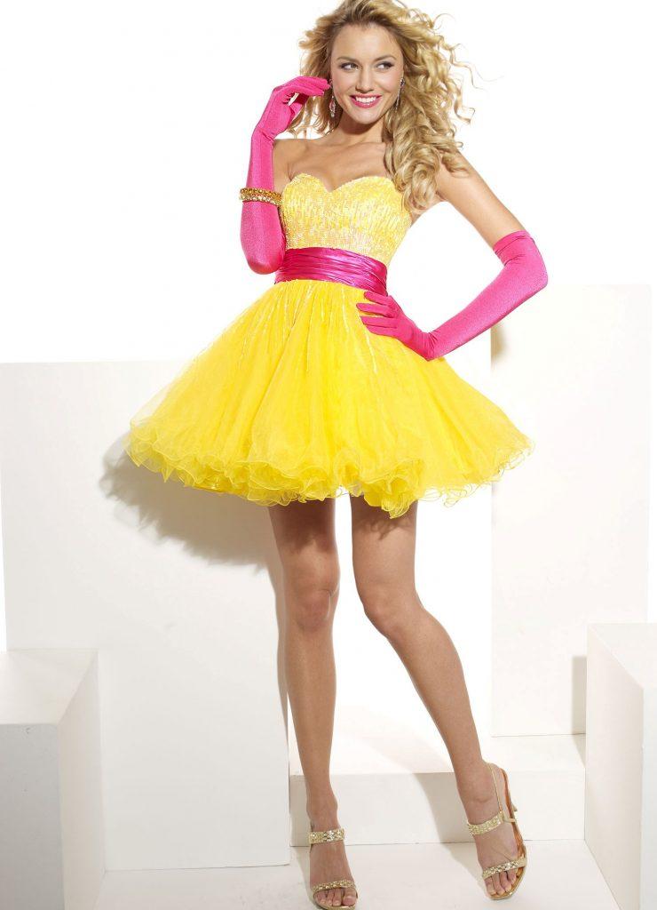 Платье в стиле беби-дол