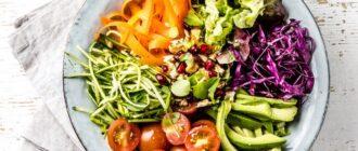 4 идеальных летних салата