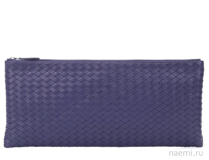 Фиолетовый клатч