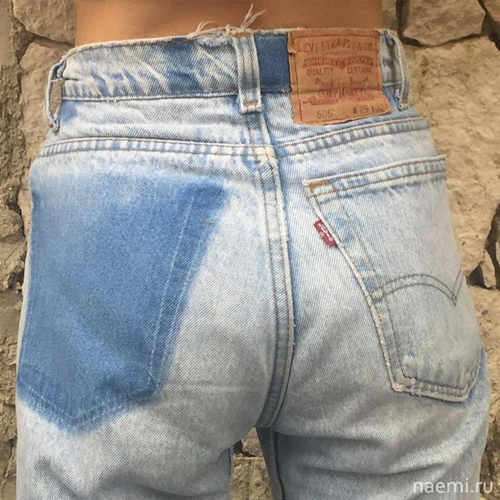 джинсы 2018