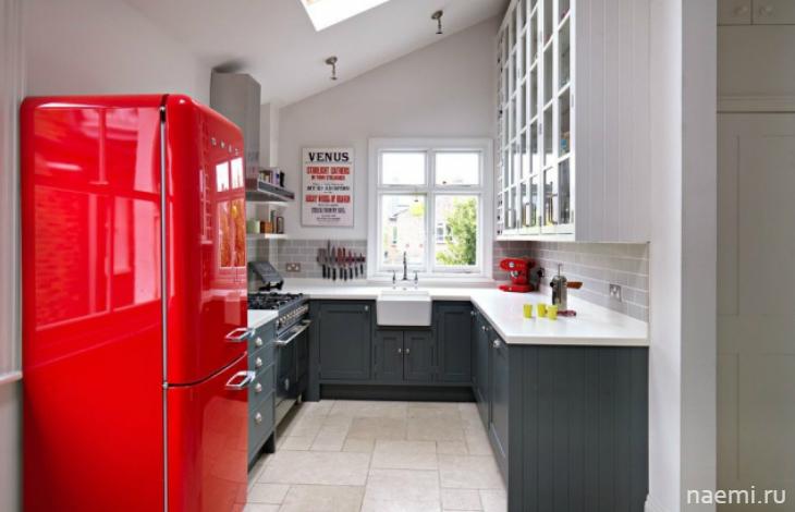 Красивый холодильник своими руками