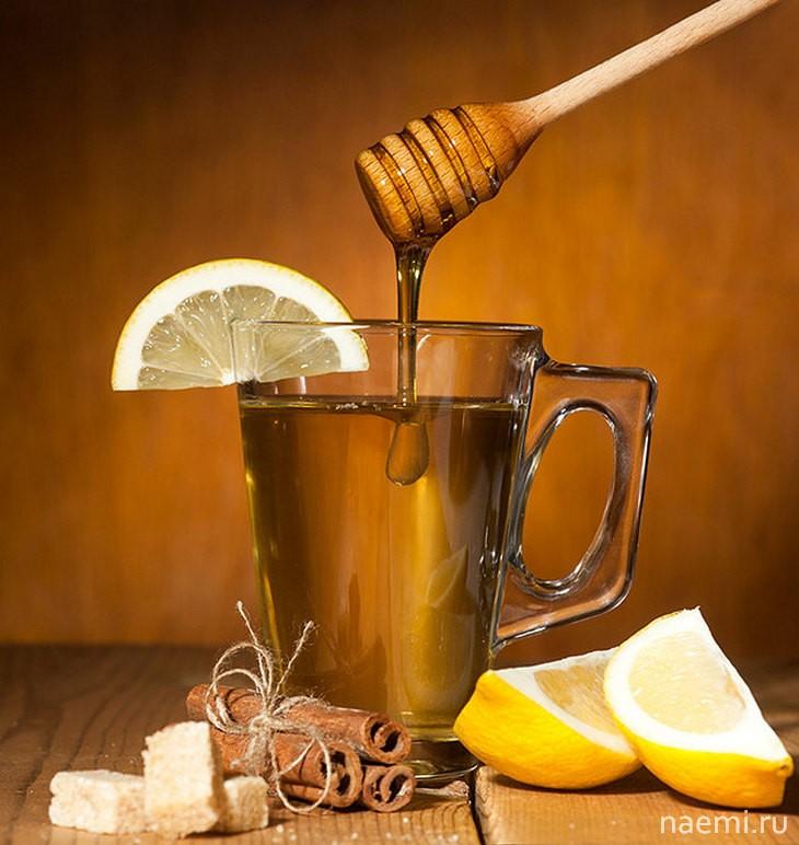 корица с медом