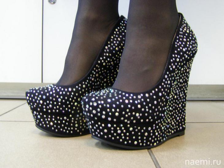 вульгарные туфли