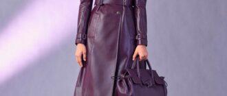 Кожаный total look: что должно быть в вашем осеннем гардеробе