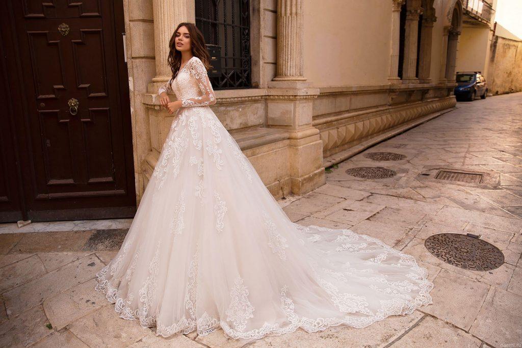c1c37991d355559 Свадебное платье: история появления и трансформации