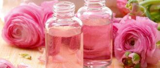 Розовая вода: полезные свойства и применение