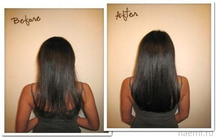 Волосы 6