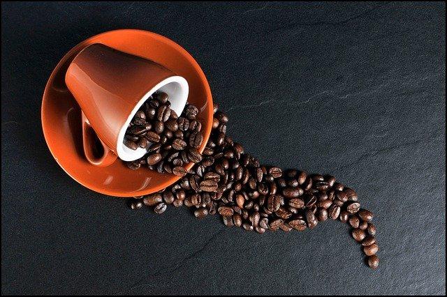 кофейной гущи
