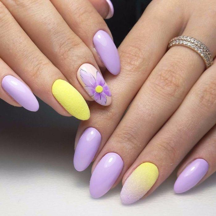 дизайн ногтей на короткие ногти 2021