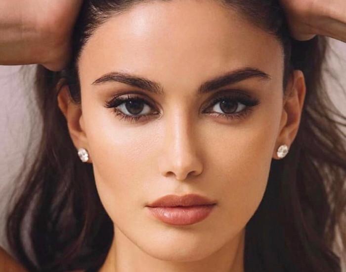макияж близко посаженные глаза