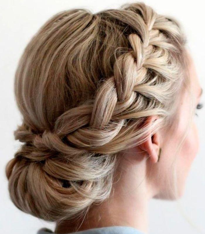 прическа косы на длинные волосы