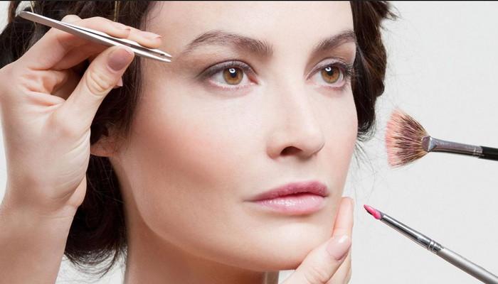 макияж для женщин